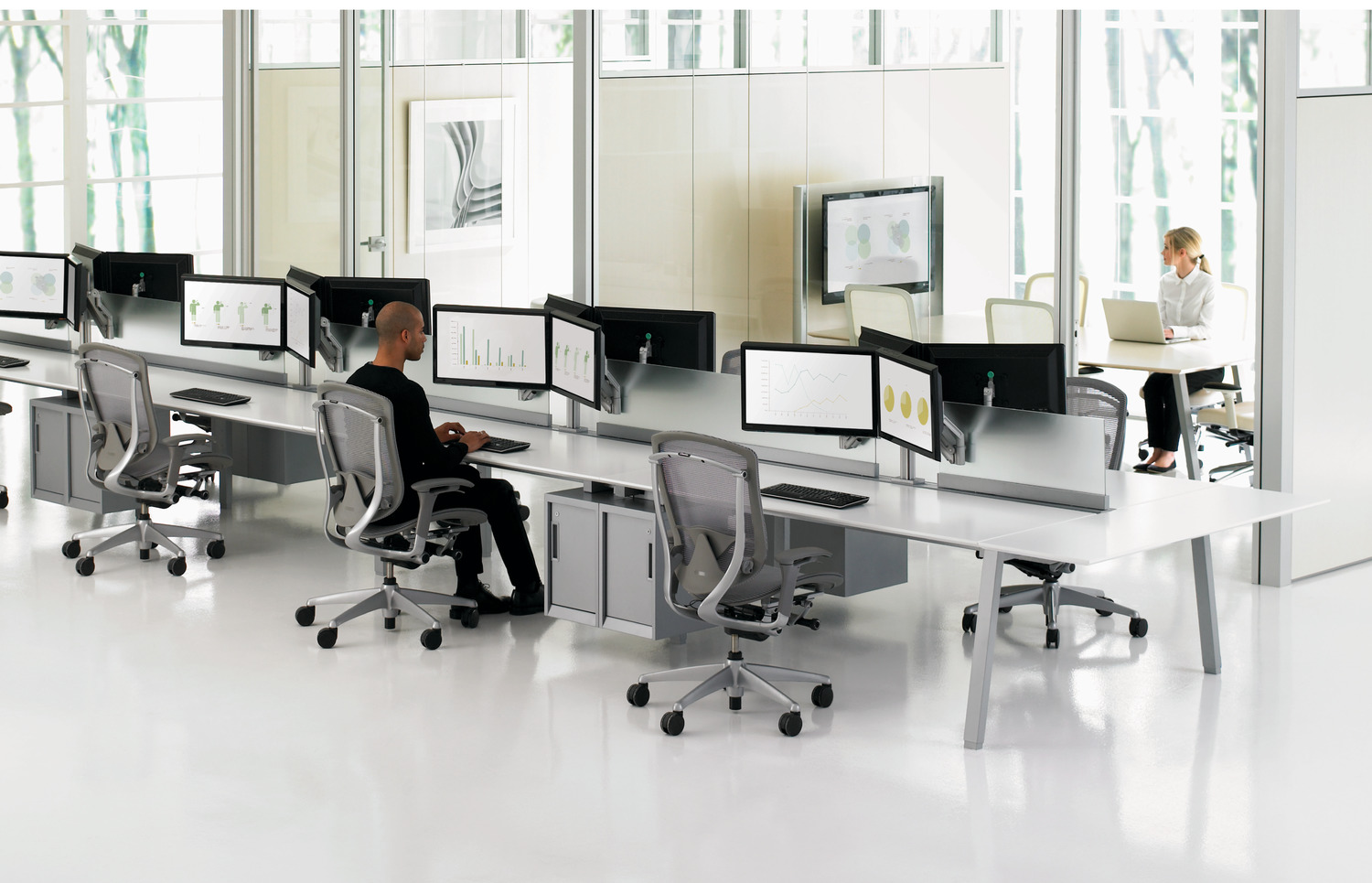 Used Office Furniture San Francisco Contemporary Office