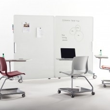 Teknion classroom Variable-HybrED_Chairs_Thesis-Markerboards